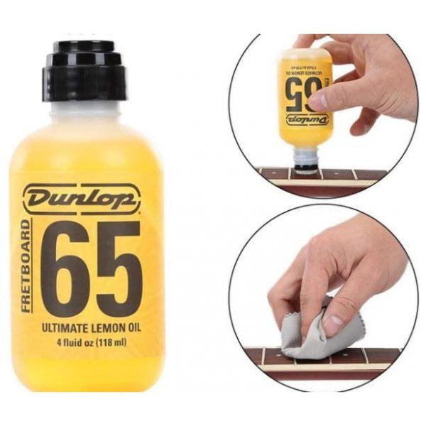 Dunlop LemonOil