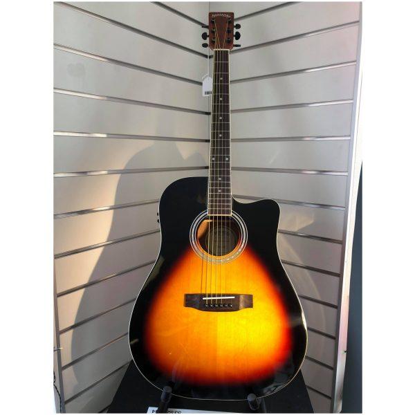 Santana Western Guitar