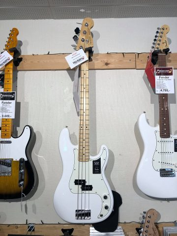 Fender P-Bass Player