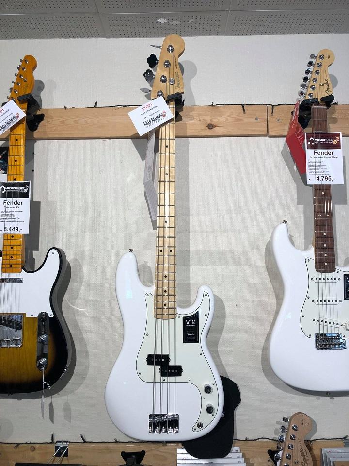 Fender P-Bass Player
