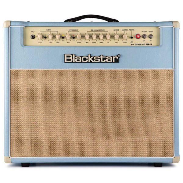Blackstar Club 40 MkII Black and Blue