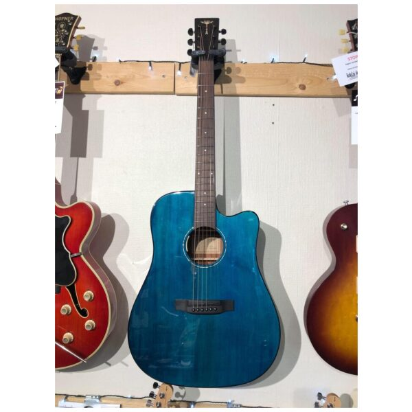 Tyma D-3CE Western Guitar m/Pickup