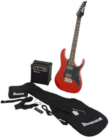Ibanez El-Guitar Begynder Pakke