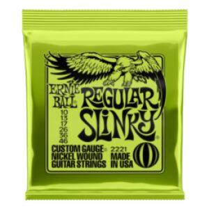Ernie Ball Regular Slinky 10-46