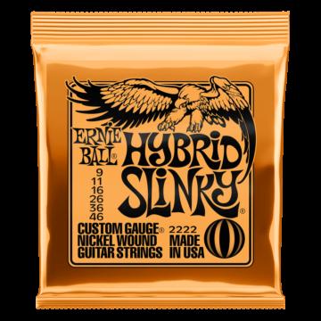 Ernie Ball Hybrid Slinky 9-46