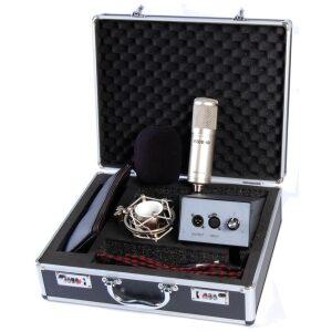 Record MTC-120 Rør Kondensator Mikrofon