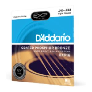 D'addario EXP16 12-53 Phosphor Coated