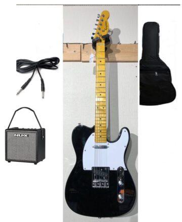 El-Guitar Begynder Pakke
