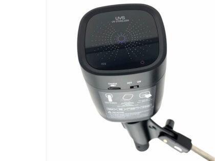Micker Pro Mikrofon Desinficering