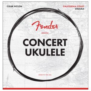 Fender Ukulele Strenge Concert
