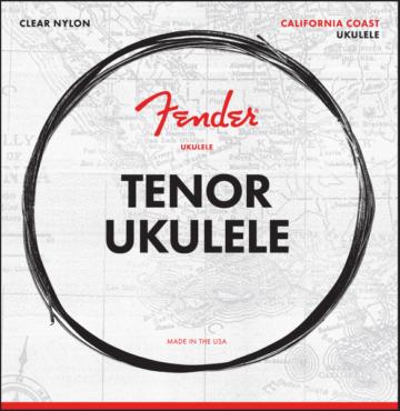 Fender Tenor Ukulele Strenge