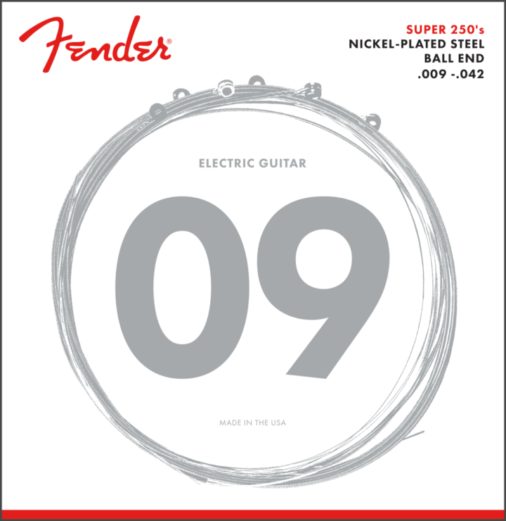 Fender 9-42 Ball End