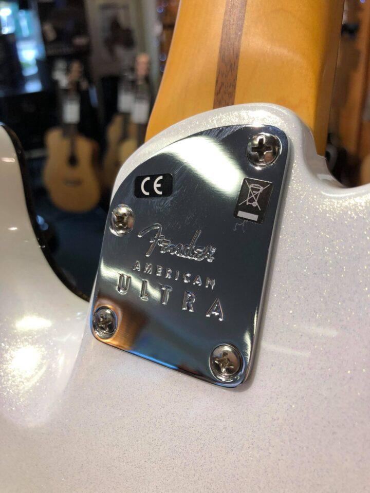 Fender Telecaster Ultra Arctic Pearl