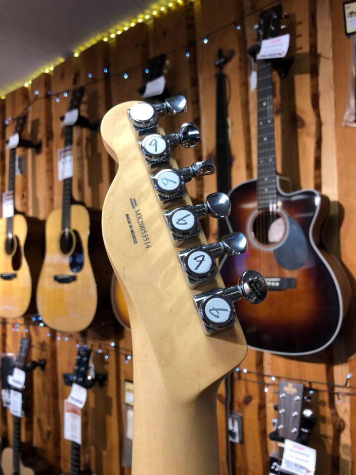 Fender Telecaster Deluxe Nashville Blonde