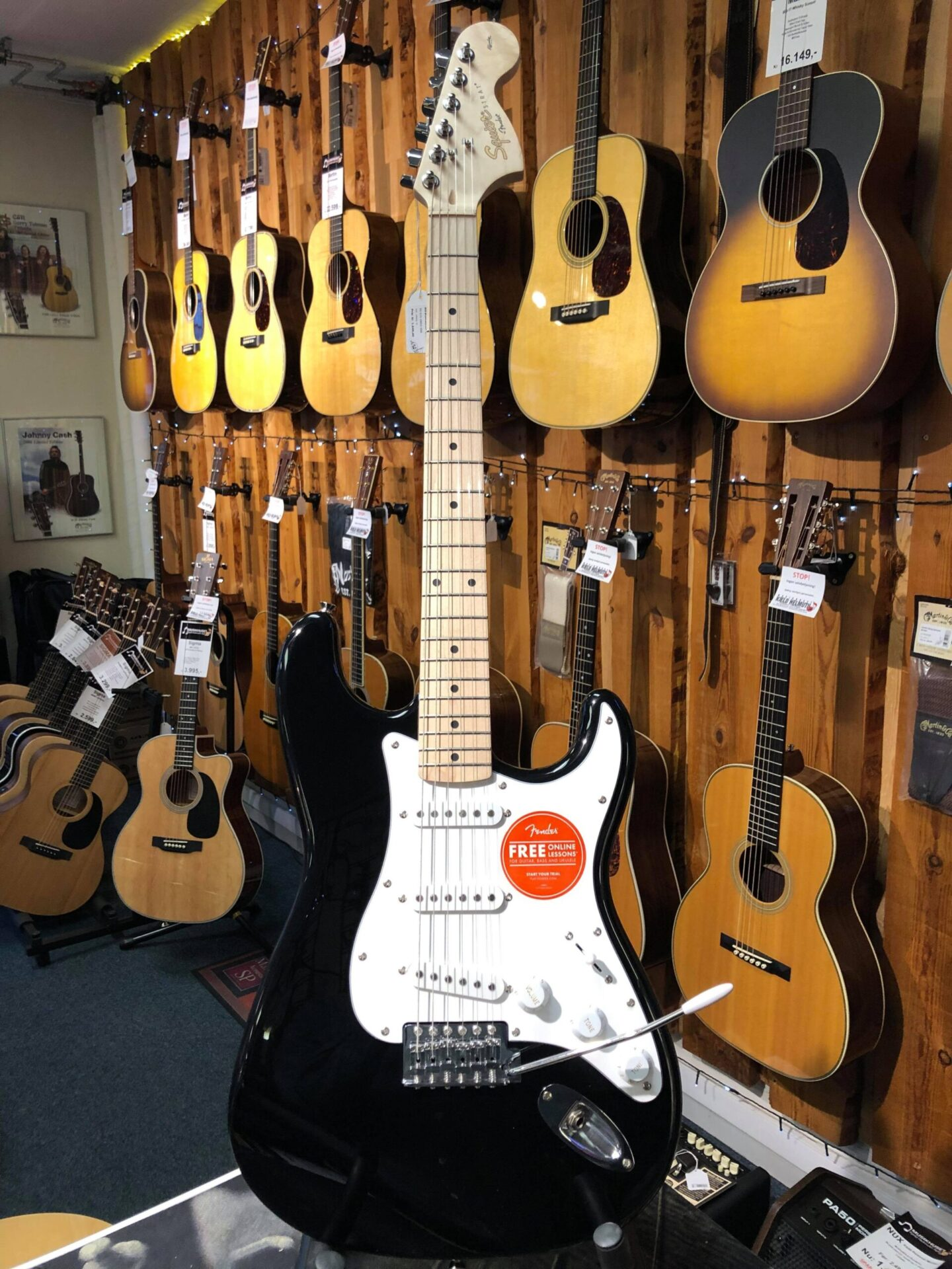 Squier Stratocaster Affinity