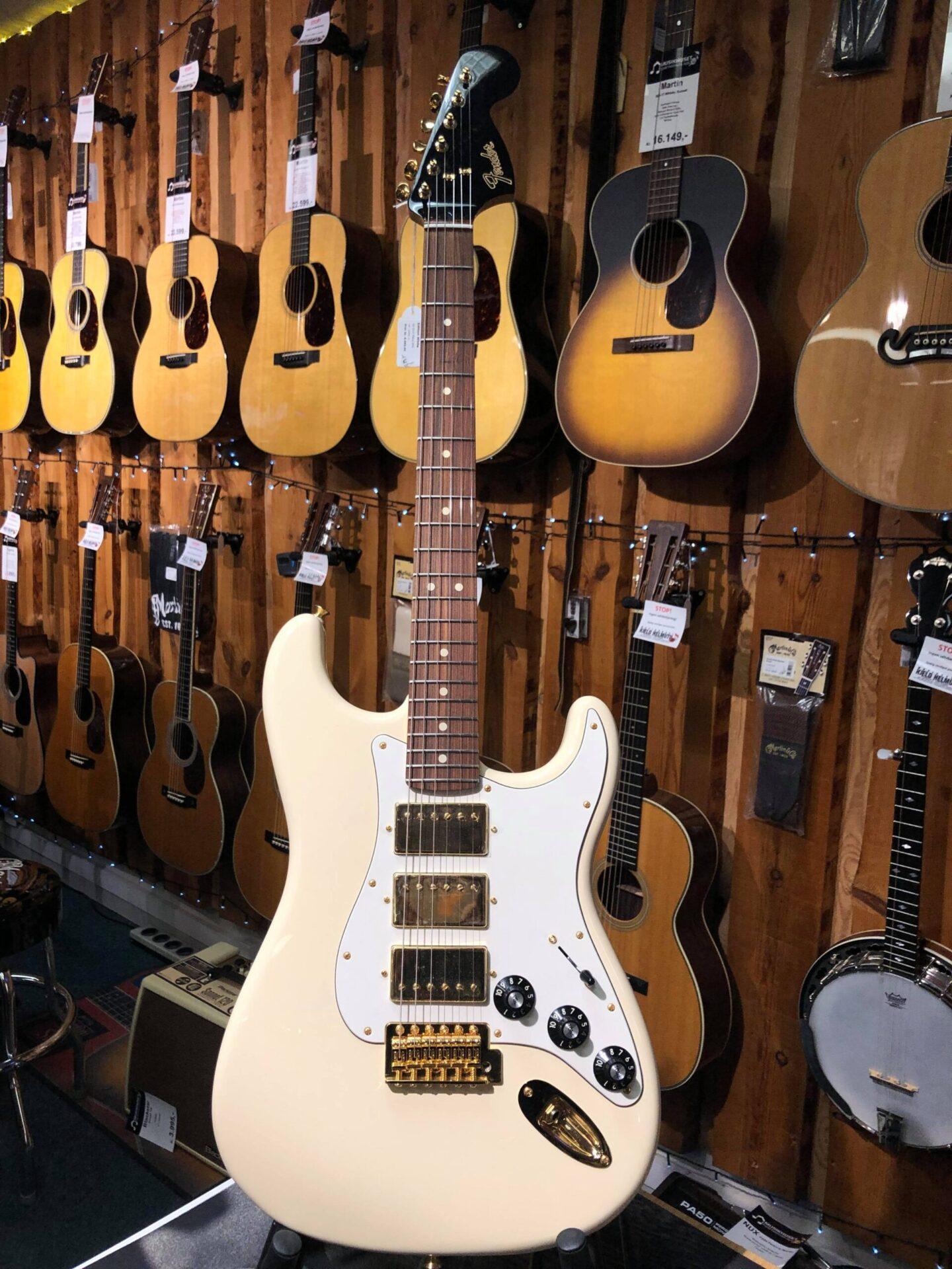 Fender Strat Limited Edition