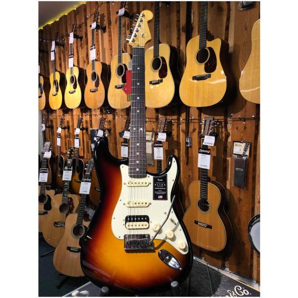 Fender Stratocaster Ultra