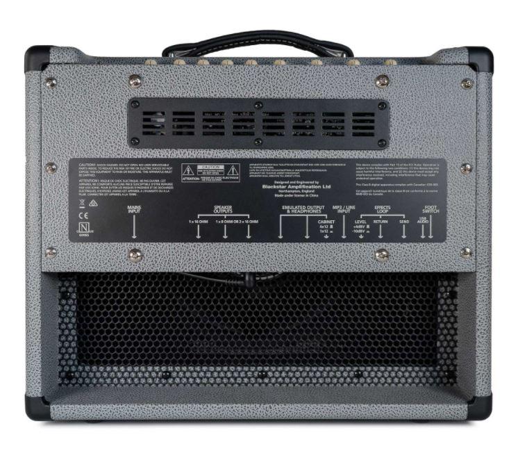 Blackstar HT5 MkII Bronco Grey