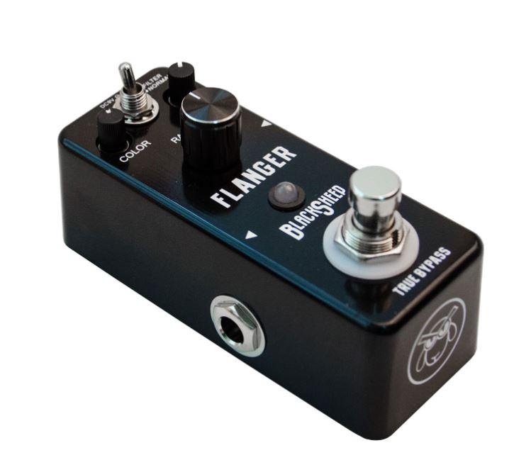 Black Sheep Flanger pedal