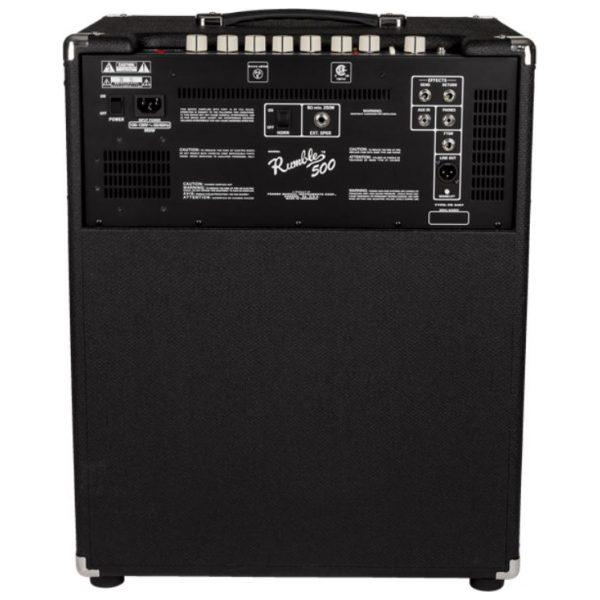 Fender Rumble 500 amp
