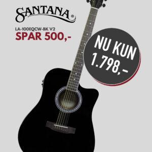 Santana LA100EQCW-BKV2