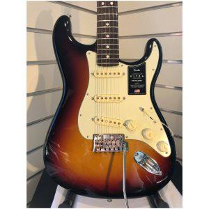 Fender Stratocaster Ultra Ultraburst