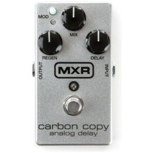 MXR Carbon Copy Analog Delay 10TH Anniversary Edition