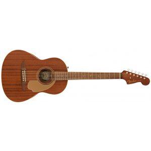 Fender Sonoran Mini All Mahogany