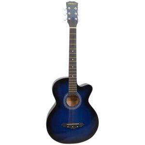 Norfolk STARTER BL western-guitar blå