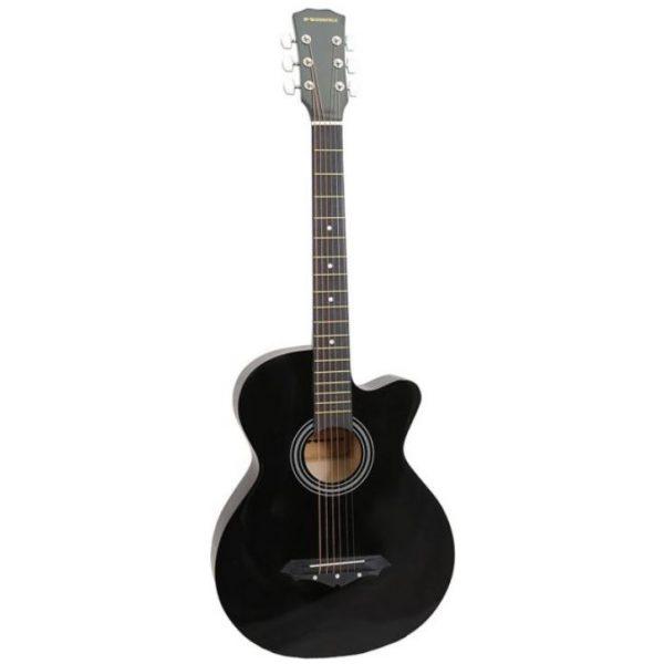 Norfolk STARTER BK western-guitar sort