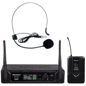 Karsect Trådløs Mikrofon Headset