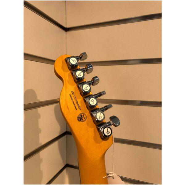 Fender Telecaster Ultra Texas Tea
