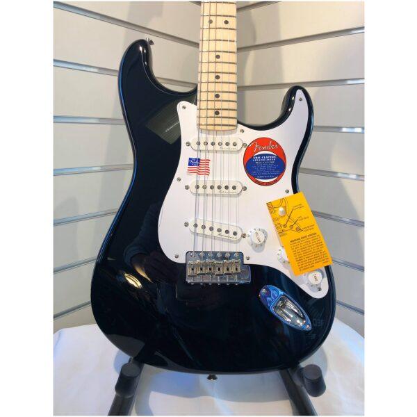 Fender Stratocaster Eric Clapton Blackie