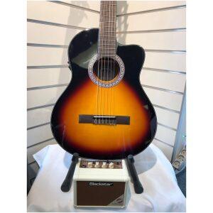 Santana Guitar med forstærker