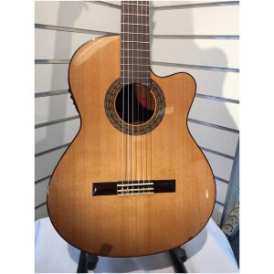 Santana El Clásico 80CE spansk guitar